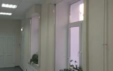 Противопожарные шторы