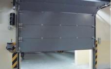 Противопожарные ворота секционные EI60
