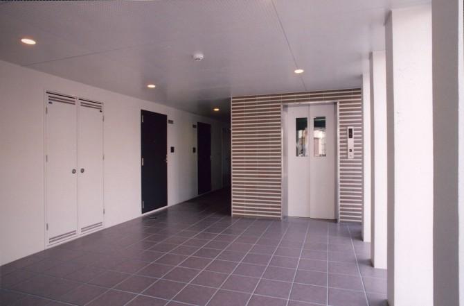 дверь для лифтового холла