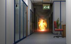 office-fire