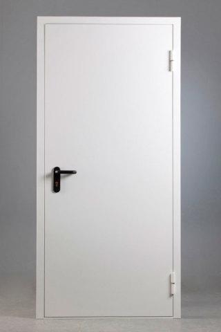 Противопожарные двери металлические ДПМ-01/90