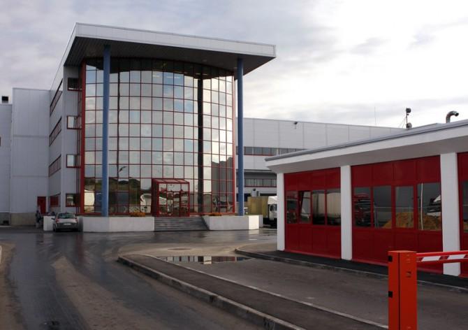 Складской комплекс «ФМ ЛОЖИСТИК» - установлены противопожарные двери нашего производства.