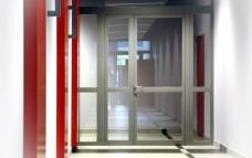 Противопожарные двери стеклянные