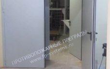 Двери двухпольный Противопожарные ДПМ 02-60