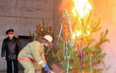 Новый Год без пожара!