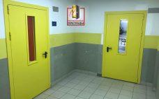 эвакуационные двери